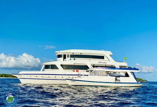 The Dinasha. The True Maldives